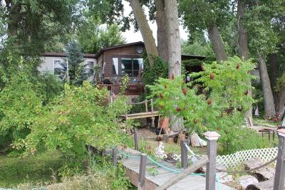 Spirit Lake Single Family Home Active Contingent: 2408 25th Street #Lot #93