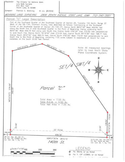 Residential Lots & Land For Sale: 2128 140th Street