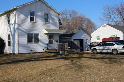 Spencer IA Single Family Home For Sale: $70,000