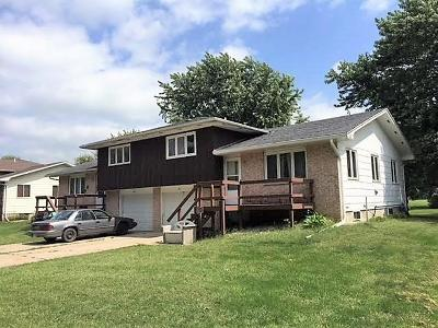 Emmetsburg Multi Family Home For Sale: 216 N State Street