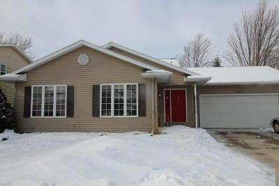 Spirit Lake Single Family Home Active Contingent: 2604 Keokuk Avenue