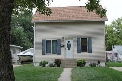 Spencer IA Single Family Home For Sale: $89,900