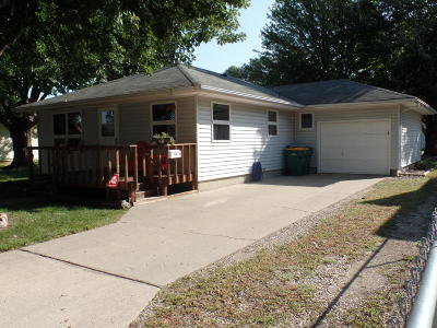 Milford Single Family Home For Sale: 708 Okoboji Avenue