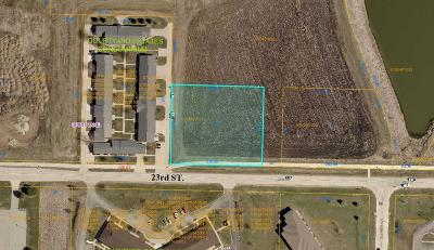 Residential Lots & Land For Sale: 1910 23rd Street #Lot #12