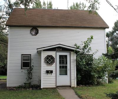 Spencer Single Family Home For Sale: 924 E 8th Street
