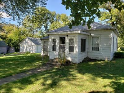 Ruthven IA Single Family Home For Sale: $29,500