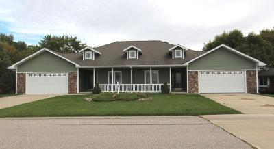 Wahpeton Single Family Home For Sale: 1304 Danny Avenue