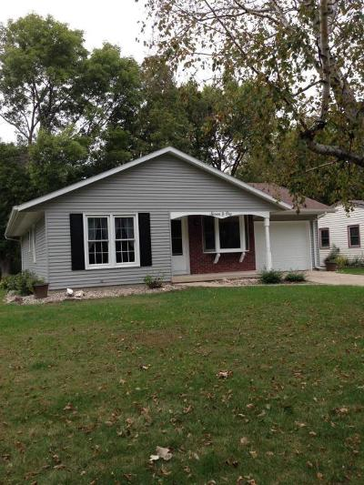 Spencer IA Single Family Home For Sale: $123,419