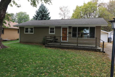 Spencer IA Single Family Home Active Contingent: $119,900
