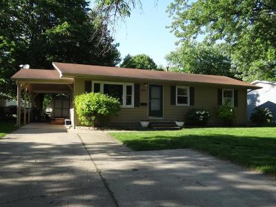 Spirit Lake Single Family Home For Sale: 410 23rd Street