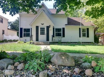 Single Family Home Active Contingent: 1605 Washington Street