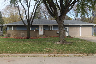 Spencer IA Single Family Home Active Contingent: $181,900