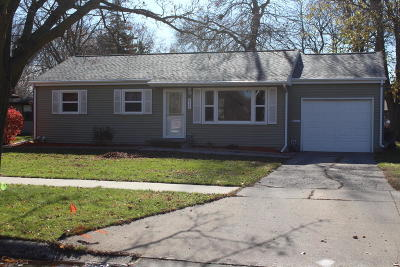 Spencer IA Single Family Home For Sale: $114,000