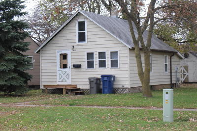 Single Family Home Sold: 706 E 10th Street