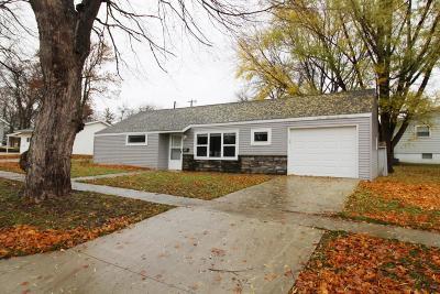 Spirit Lake Single Family Home For Sale: 706 S 13th Street