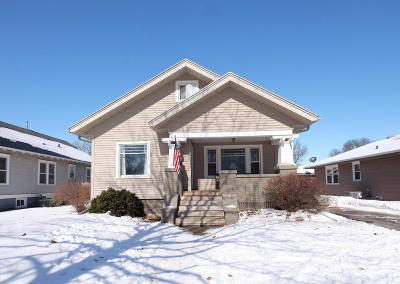 Spencer Single Family Home For Sale: 317 E 10th Street
