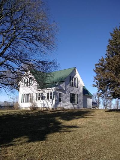 Emmetsburg Single Family Home For Sale: 4339 350th Street