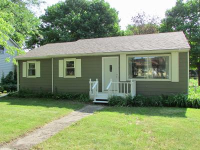 Spirit Lake Single Family Home For Sale: 1509 Jackson Avenue