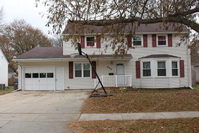 Single Family Home For Sale: 508 W 11th Street