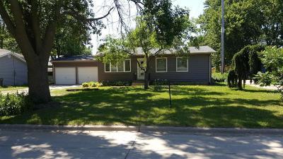 Spencer Single Family Home For Sale: 809 8th Avenue E