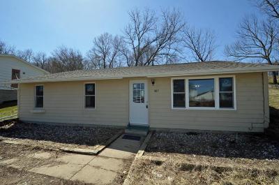 Graettinger Single Family Home For Sale: 405 N Brown Avenue