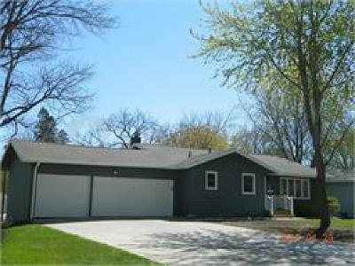 Spirit Lake Single Family Home For Sale: 805 Ithaca Avenue