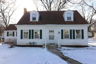 Spencer Single Family Home For Sale: 115 4th Avenue W