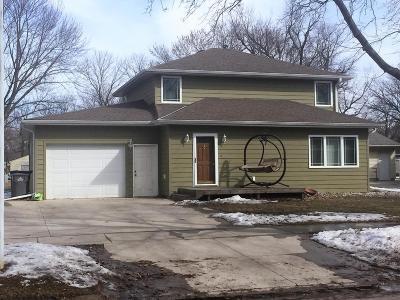 Spencer Single Family Home Active Contingent: 1414 3rd Avenue E