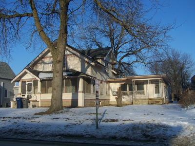 Spencer Single Family Home For Sale: 510 4th Avenue W
