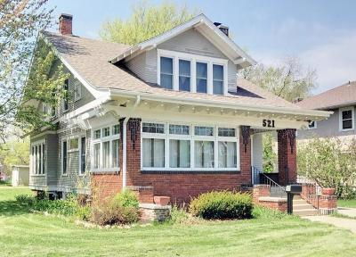 Estherville Single Family Home For Sale: 521 N 7th Street