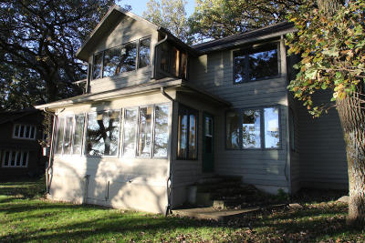 Orleans Single Family Home For Sale: 13888 240th Avenue