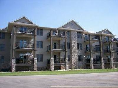 Arnolds Park Condo/Townhouse Active Contingent: 213 S 71 Highway #B302