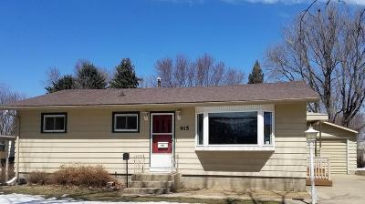Spencer Single Family Home For Sale: 915 E 7th Street