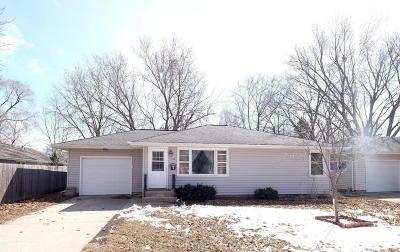 Spencer Single Family Home Active Contingent: 1708 4th Avenue E
