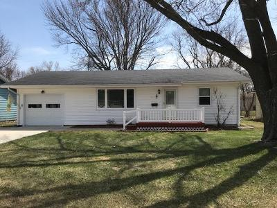 Spirit Lake Single Family Home Active Contingent: 807 24th Street