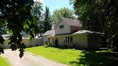 Spencer Single Family Home For Sale: 2455 310th Street