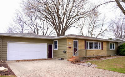 Spencer Single Family Home Active Contingent: 528 Elmwood Drive