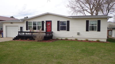 Spirit Lake Single Family Home For Sale: 25446 140th Street