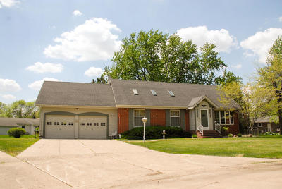 Spencer Single Family Home For Sale: 1204 Craigs Court