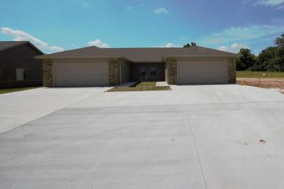 Milford Single Family Home For Sale: 3337 Prairie Meadow Drive #Unit B