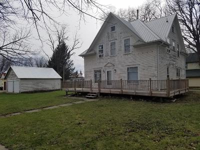 Lake Park Single Family Home For Sale: 407 W 1st Street