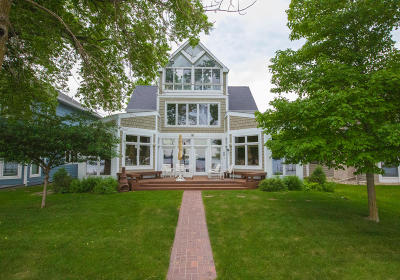 Wahpeton Single Family Home Active Contingent: 1903 Lakeshore Drive