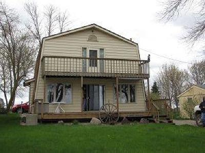 Ruthven IA Single Family Home For Sale: $225,000