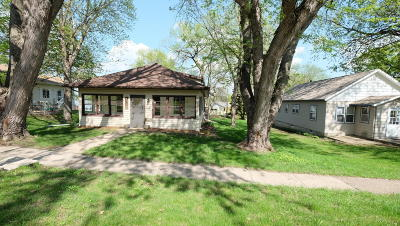 Spirit Lake Single Family Home For Sale: 1205 Fargo Avenue