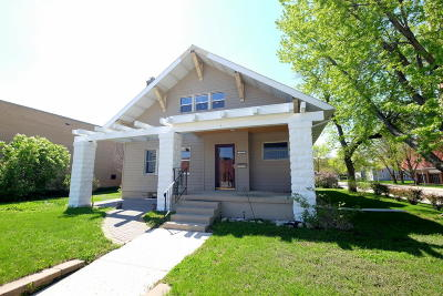 Spencer Single Family Home For Sale: 120 W 4th Street