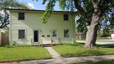 Spencer Single Family Home For Sale