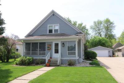 Spencer Single Family Home For Sale: 306 E 1st Street