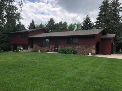 Emmetsburg Single Family Home For Sale: 2301 Palmer Street