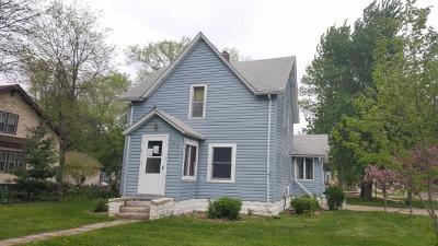 Estherville Single Family Home For Sale: 802 N 6th Street