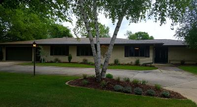 Spencer Single Family Home Active Contingent: 1610 Country Club Drive
